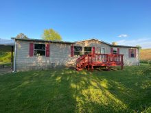 4 bedroom 2 bath home in a private country setting!! Call Jeremy 740-988-8258