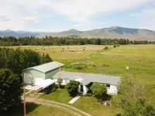 59483 Lower Crossing Road, Saint Ignatius, MT 59865