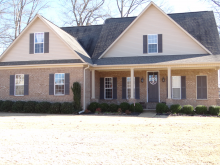 This custom home was the builder's personal home!!