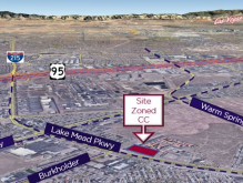 4.19+/- Ac Lake Mead Parkway & Burkholder $3.9M, Henderson, NV 89015