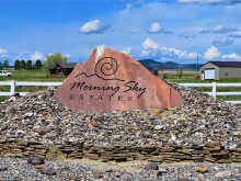 Lot 72 Morning Sky Estates, Three Forks, MT 59752