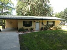 7640 S Four Oaks Drive, Floral City, FL 34436