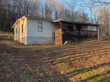 Private home on 2 acres Call Sally 740-577-8731