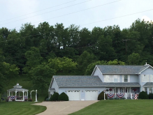 Beautiful Home! Must See! Price Reduced Well below Appraisal!! 20acresm/l Pond 2 car garage close to eminities Call Sally 740-577-8731