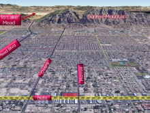 3.06+/- Ac N Nellis & E Monroe Ave - Listed at $1,300,500, Las Vegas, NV 89110